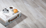 floor tiles wood-like gres porcelain 20/120 cm mattina bianco cerrad